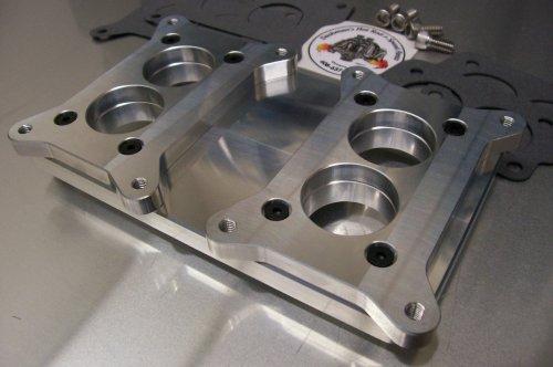 4-71 Supercharger adapter for 4412 Holley carburetors